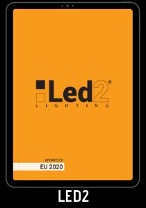 Katalóg svietidiel LED2 2020