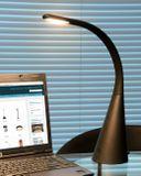 GOOSY LED stolová lampa 430LM Čierna